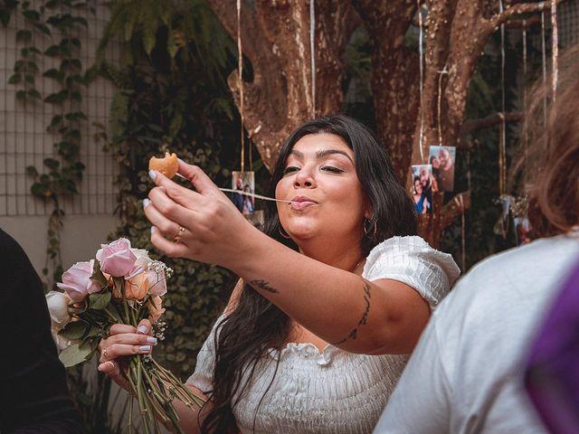 O casamento de Israel e Mariana em São Paulo, São Paulo 61