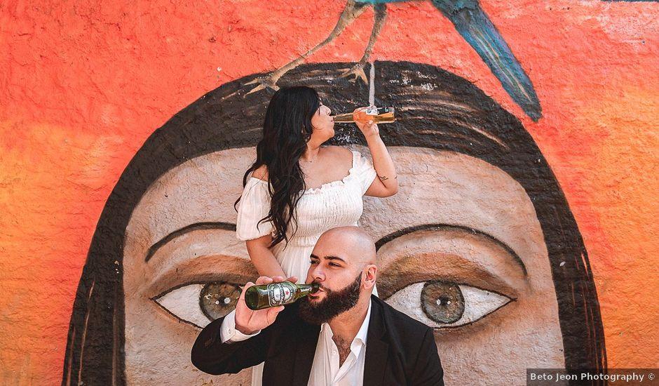 O casamento de Israel e Mariana em São Paulo, São Paulo