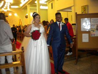 O casamento de Elisiane  e Eduardo