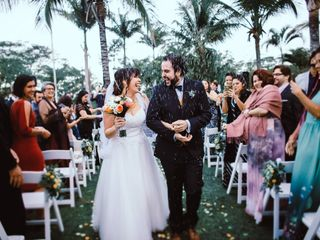 O casamento de Nathara e Luiz
