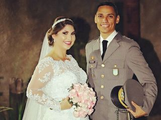 O casamento de Aline e Nilson e Almeida 3