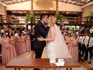 O casamento de Michele e Renan 1
