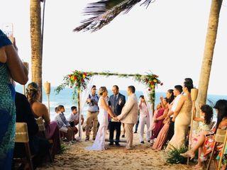 O casamento de Clecia e Johnie