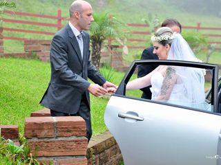 O casamento de Francine e Daniel  2