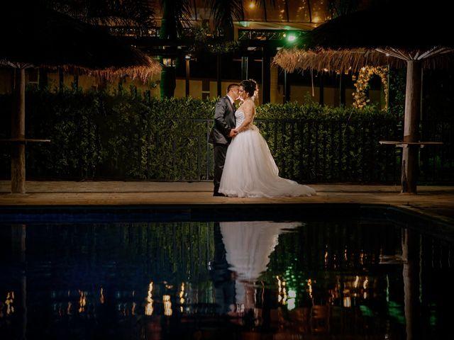 O casamento de Débora e Marcos