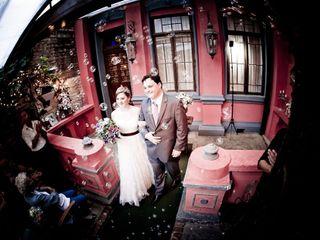O casamento de Tatiana e Wesley