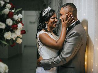 O casamento de Jaciara e Carlos
