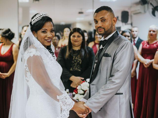 O casamento de Carlos e Jaciara em Carapicuíba, São Paulo 1