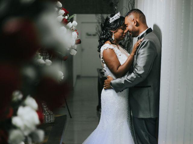 O casamento de Carlos e Jaciara em Carapicuíba, São Paulo 2