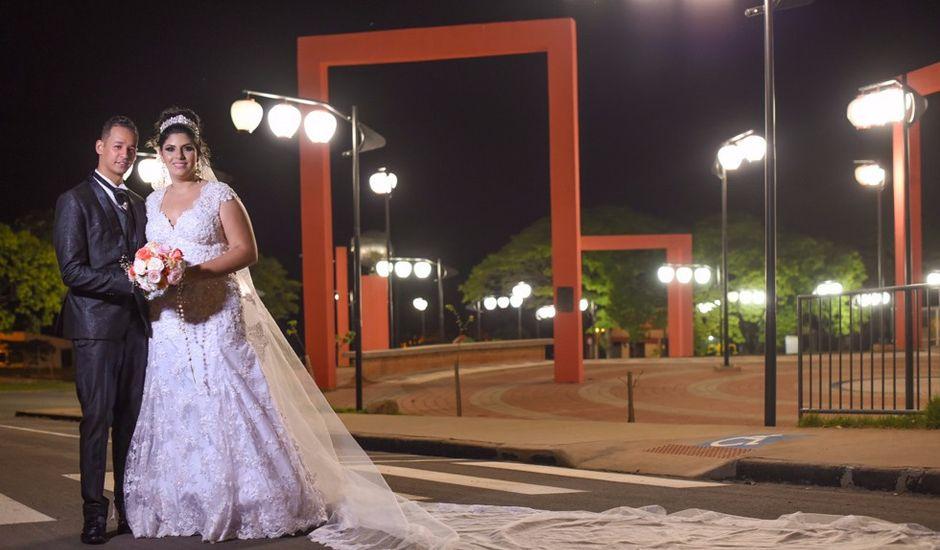 O casamento de Luciano e Jéssica em Umuarama, Paraná