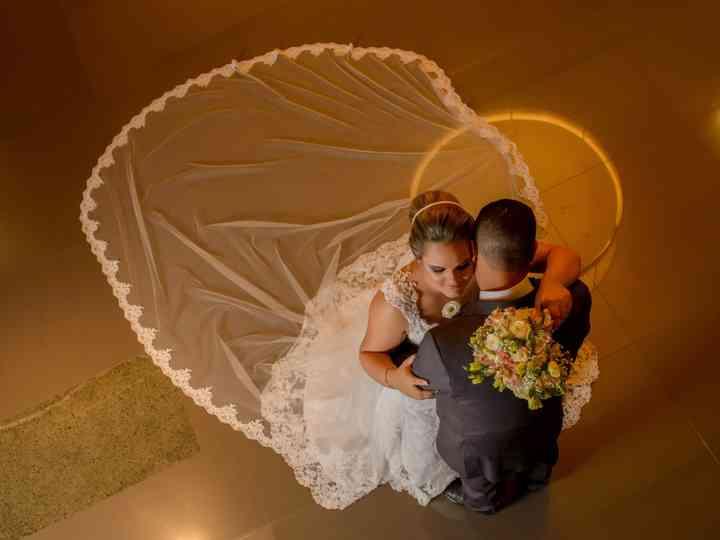 O casamento de Anahi e Rafael