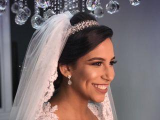 O casamento de Stéphanie e Klebson 1