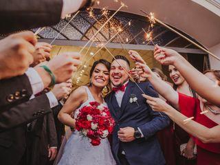 O casamento de Mônica e Willian 2