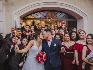 O casamento de Mônica e Willian