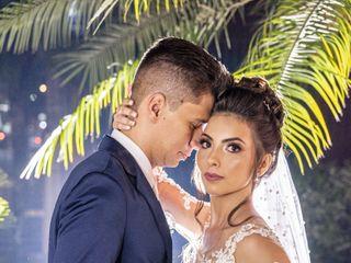 O casamento de Isabella e Gabriel