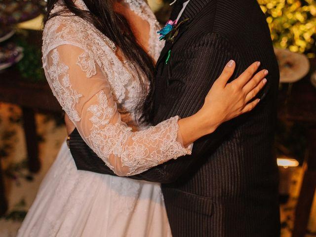 O casamento de Carol e Mauro