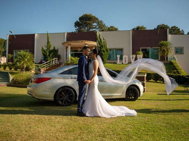 O casamento de Angelica e Leandro