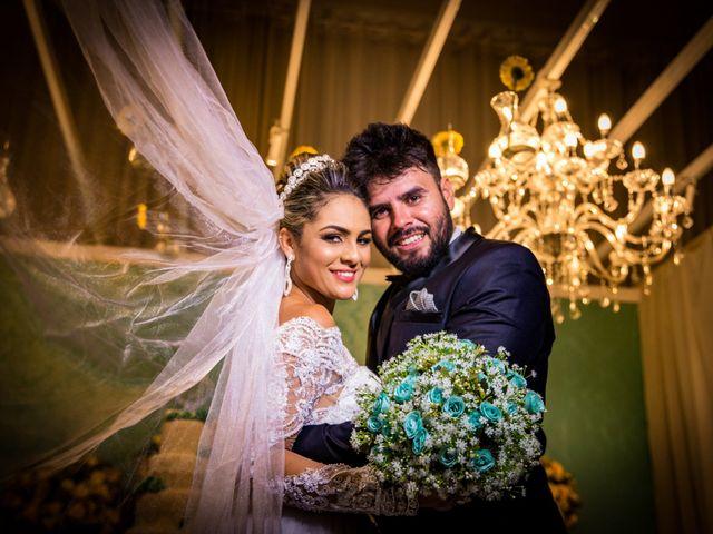 O casamento de Michel e Luana