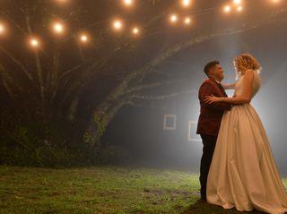 O casamento de Bianca e Patrick