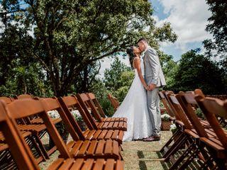 O casamento de Andressa e Gabriel
