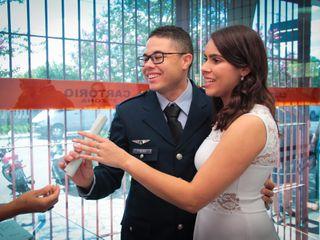 O casamento de Carol e Rafael 2