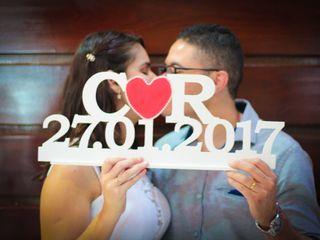 O casamento de Carol e Rafael