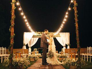 O casamento de Thaine e Marcelo 1