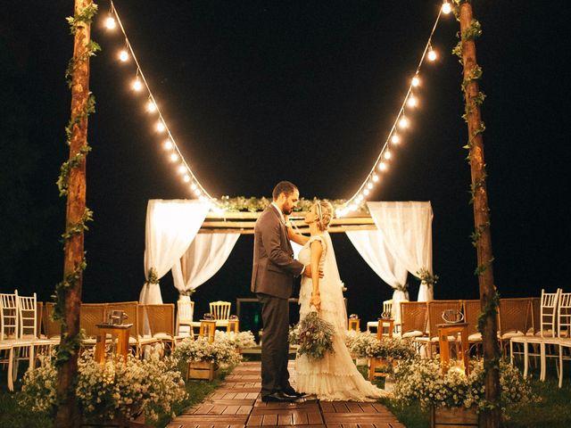 O casamento de Thaine e Marcelo