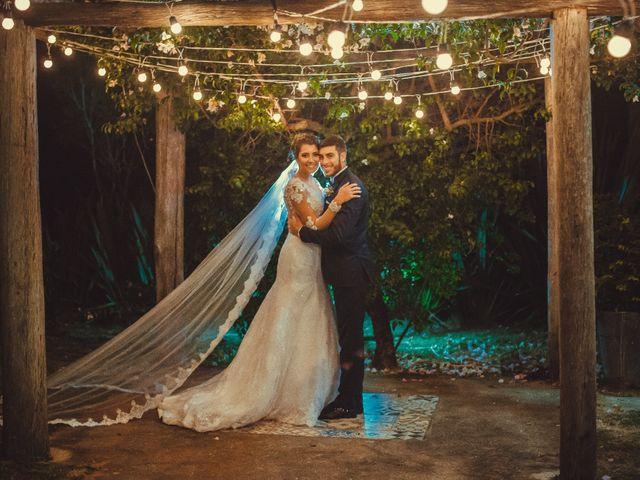 O casamento de Gabi e Lucas