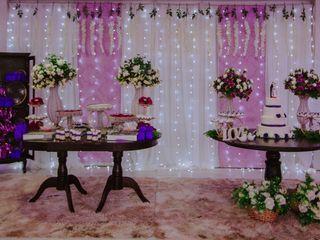 O casamento de Allyne e Joab 2