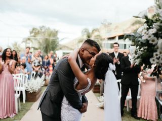 O casamento de Marcelle e Daniel