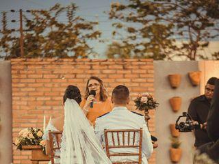 O casamento de Erida e Rildo Jr 1