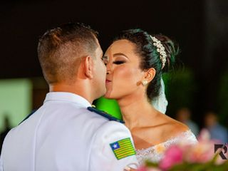 O casamento de Erida e Rildo Jr