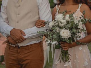 O casamento de Stherfanny e Guilherme 1