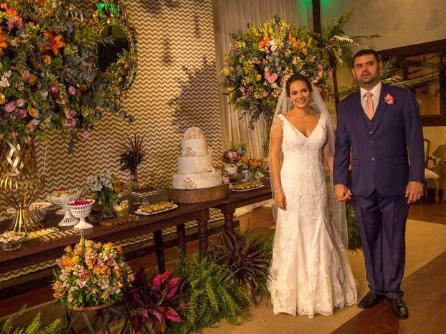 O casamento de Joana e Alexandre