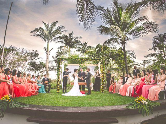 O casamento de Isabella e João