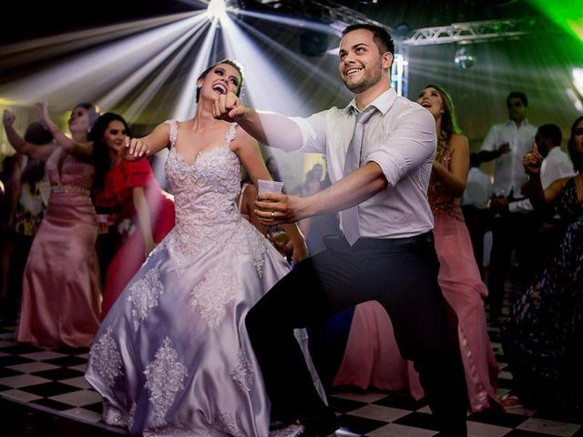 O casamento de Priscilla e Willian