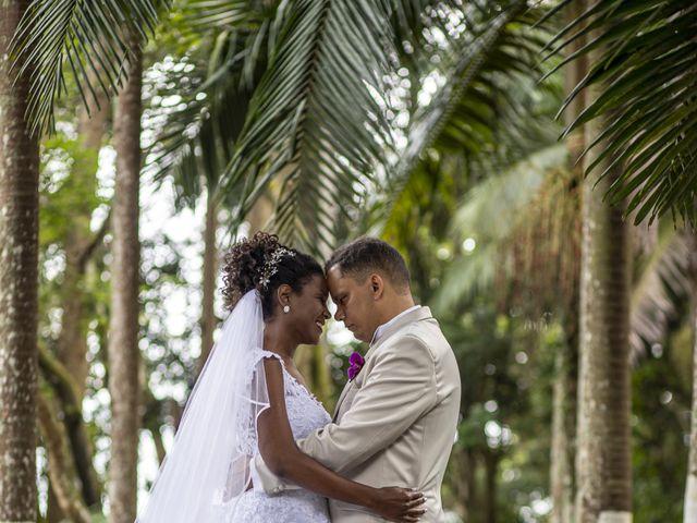 O casamento de Camila e Raul