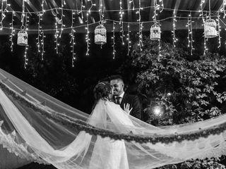 O casamento de Tais e Gabriel