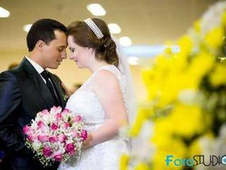 O casamento de Marcos e Alice