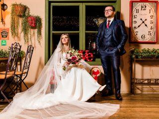 O casamento de Natalia e Cleiton