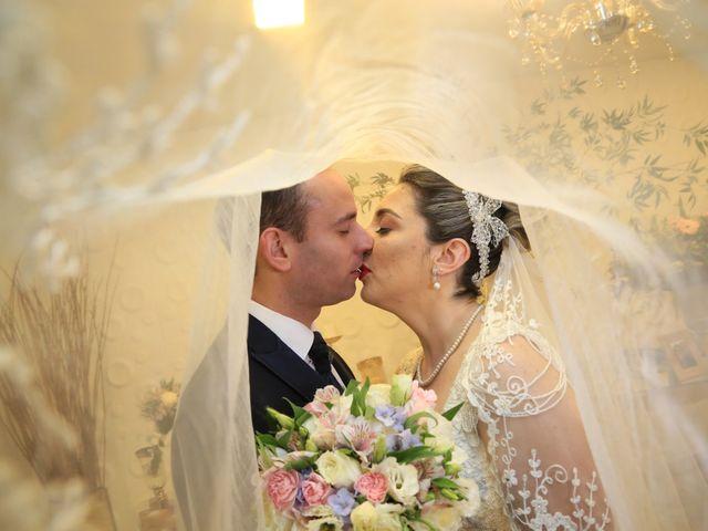 O casamento de Emanuela e Pedro