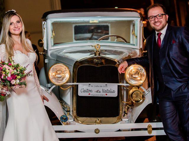 O casamento de Cleiton e Natalia em São Bernardo do Campo, São Paulo 77
