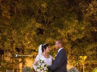 O casamento de Camila Paixão e Bruno Santos 1
