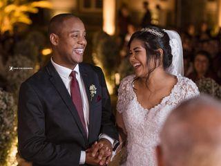 O casamento de Camila Paixão e Bruno Santos