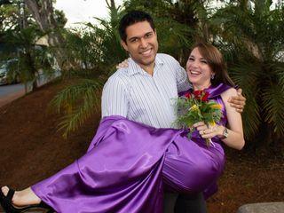 O casamento de Jennifer e Israel 2