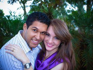 O casamento de Jennifer e Israel 3