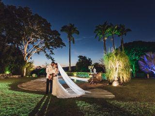 O casamento de Danielle e Jefferson