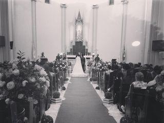 O casamento de Fabiola e Everton