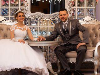 O casamento de Carliana  e Erick